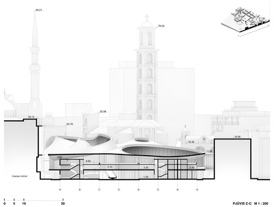 Create CAD architectural technical drawings