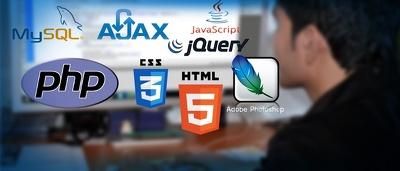 Create websits in PHP5, MYSQL, HTML5 CSS3, JAVASCRIPT, JQUERY programming language