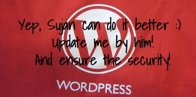 Update your WordPress Installation and Secure it