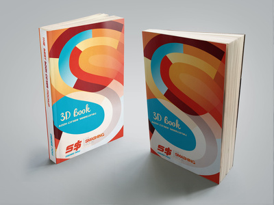 Transform 2D book Cover to awesome 3D view upto 16 designs
