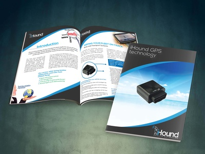 Design a 4 page catalogue / magazine / brochure / booklet in A4 or A5 size