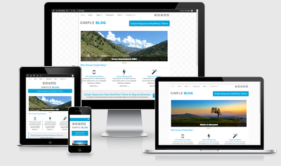 Convert PSD to Fully Responsive WordPress Theme ☜