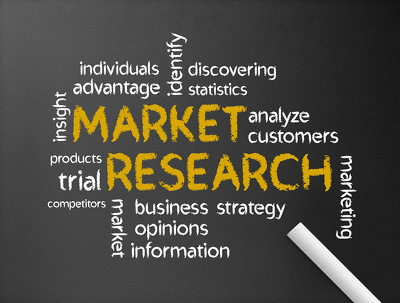 Do market research & competitive analysis for your business plan