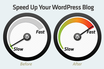 Speed up the loading time of your website
