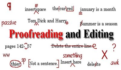 proofread 1000 words of article or blog post
