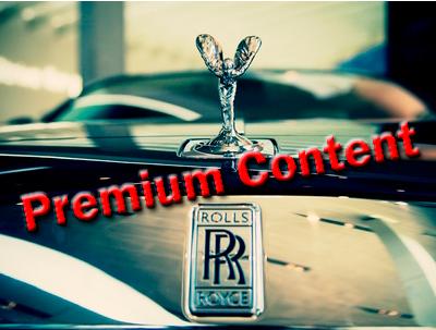 Write premium content for your blog