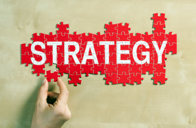 Create a online marketing strategy plan & custom content