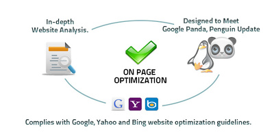 Do OnPage SEO Analysis & Optimization recomendation to improve search rankings