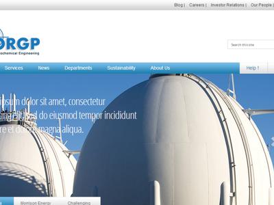 Design/develop custom, responsive wordpress website