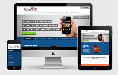 Design  5 pages responsive website