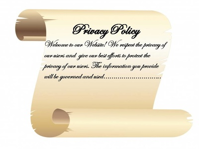Write your websites' Privacy Policy
