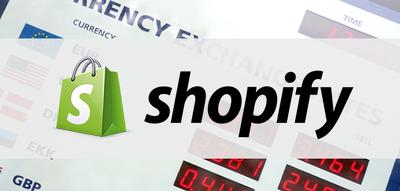 Setup Shopify Currency Converter