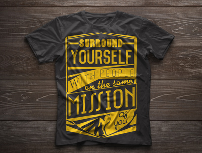Create a t-shirt design