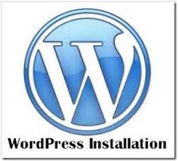 Do wordpress installation configuration