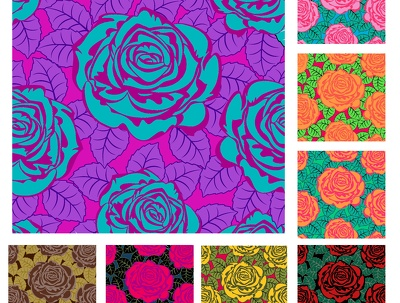 Design textile patterns print for your collections