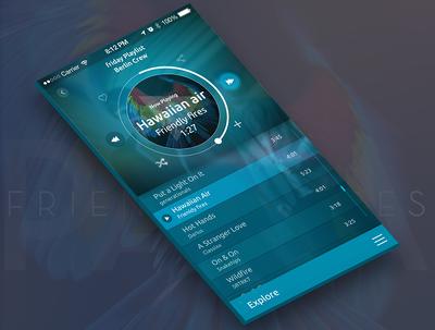 Design professional app UI Android / IOS