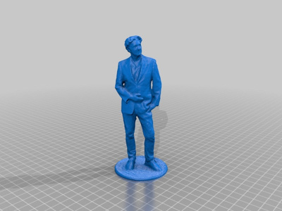 Repair 3D scan models