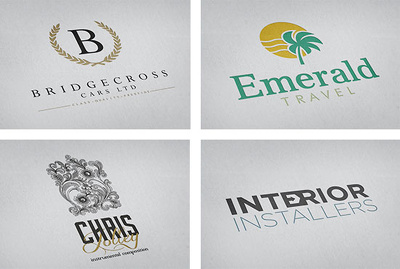 Design a beautiful and professional vector logo