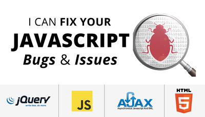 Fix your javascript/jquery issues