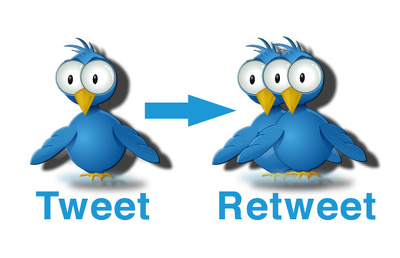 Provide 1000 Twitter Retweets Quick and Easy