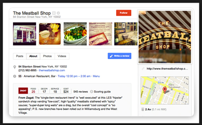 Design an amazing bespoke Google plus company page to rocket your SEO and rankings