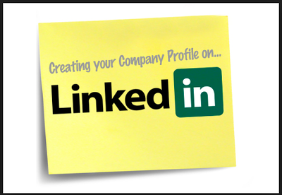Create an exceptional LinkedIn company page targeted for LinkedIn marketing