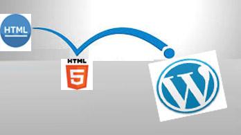 Convert a HTML website to Wordpress Website