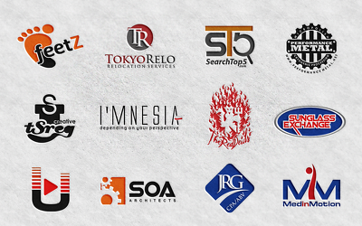 Make design a creative and professional logo with unlimited revisions