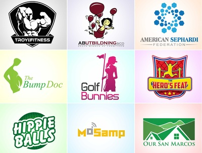 Design awesome LOGO with unlimited revision