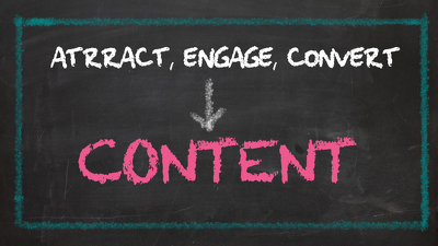 Supercharge your content marketing with a red-hot blog post