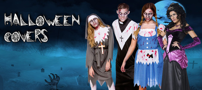 Design a Halloween Facebook cover