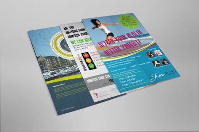 Create an A4 poster/flyer