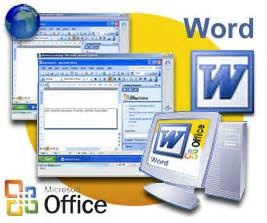 Type 10 pages of double-spaced text in Microsoft Word