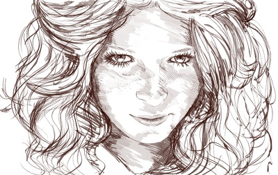 create an awesome ink drawing from your photo
