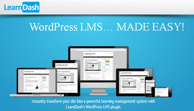 Design & Develop a Wordpress Learning Management System for your elearning courses