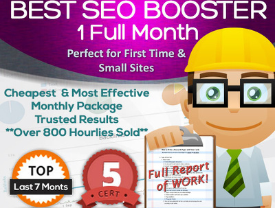 Best Small site SEO Package - Safe SEO Website Starter Link Building
