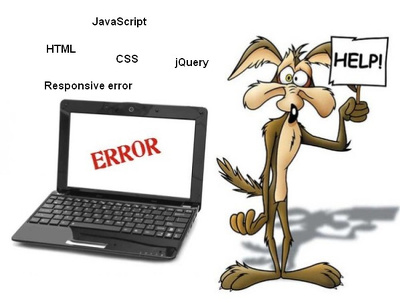 Fix your html, css, javascript, jquery error within one day