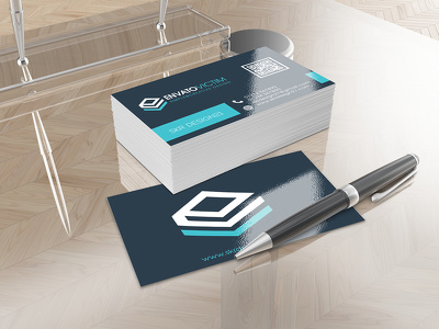 Design your professional double sided business card with unlimited revisions
