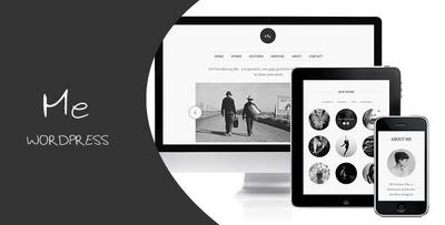 Develop 1 page wordpress website