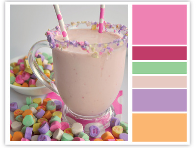 Create a colour scheme from a photo for your brand