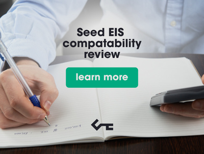Review your business for Seed EIS compatability for 1 hour