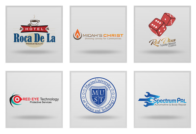 Design a professional Logo with Unlimited Versions / Mock-ups