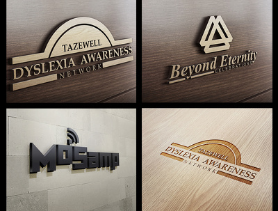 Make your logo Realistic 3D