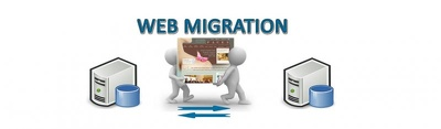 Migrate site develop in any technology from one hosting to another