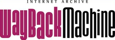 Restore your website from wayback machine