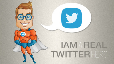 Design your Twitter page