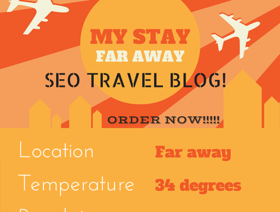 Write 400 words engaging travel blog