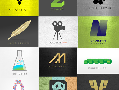 Design a sleek modern professional vector logo (unlimited drafts)