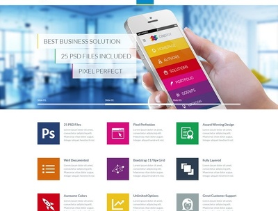 Develop professional Mob. Responsive wordpress website + Onpage SEO (70+Premium Thme)