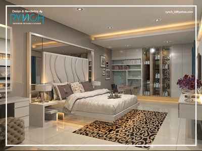 Visualise your interior design using 3ds max rendering